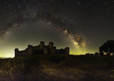 Castillo Salvatierra, Badajoz